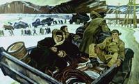 Наши будни (П.Ф. Никонов, 1960 г.)