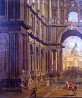Архитектурная перспектива (П. Моретти)