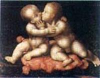 Иисус и Иоанн Креститель