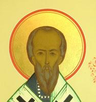 Образ Апостола Климента (1 этап плави)