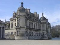 Архитектурный памятник города Санлис