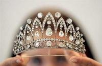 Бриллиантовая диадема итальянской королевы Мари-Жозе