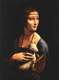 Дама с горностаем (Леонардо да Винчи)
