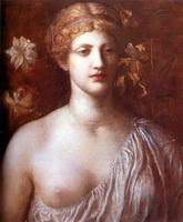 Жена Пигмалиона (Дж.Ф. Уаттс, 1868 г.)