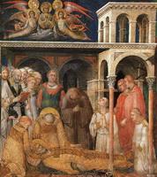 Смерть св. Мартина (С. Мартини)