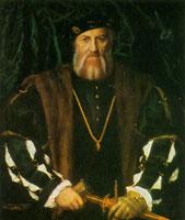 Портрет Шарля де Солье (Гольбейн)