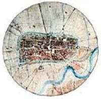 План города Имола