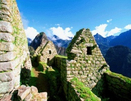 Руины древних инков