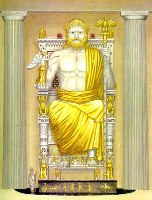 Статуя Зевса Олимпийского- седьмое чудо света