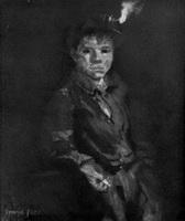 Мальчик-шахтер (Дж. Лакс, ок. 1925 г.)