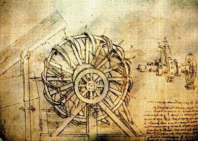 колесо для перезарядки арбалета