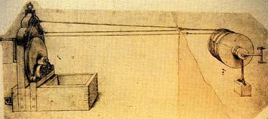 Машина для плетения канатов
