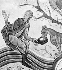 Благовещение пастухам (фреска)