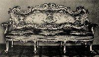 Русская мебель второй половины 18 - начала 19 века