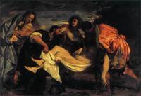 Положение Иисуса во гроб
