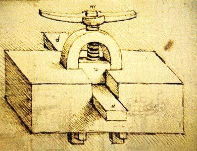 Машина для изготовления пружин