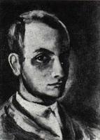 В.Ф. Рындин (Автопортрет)