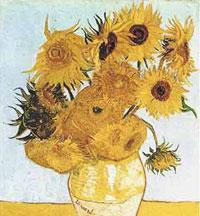 Подсолнухи (Винсент ван Гог)