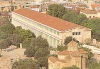 Греческая агора