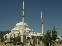 Мечеть в городе Махачкала