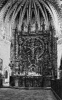 Ретабло церкви монастыря Мирафлорес в Бургосе